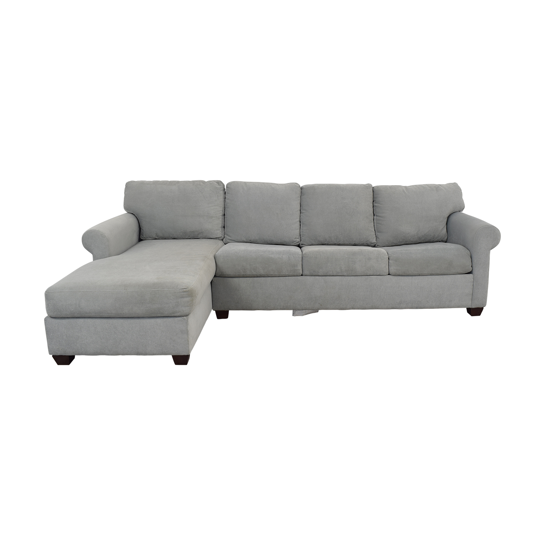 61% OFF - Bauhaus Furniture Bauhaus Furniture Sectional Sleeper Sofa / Beds