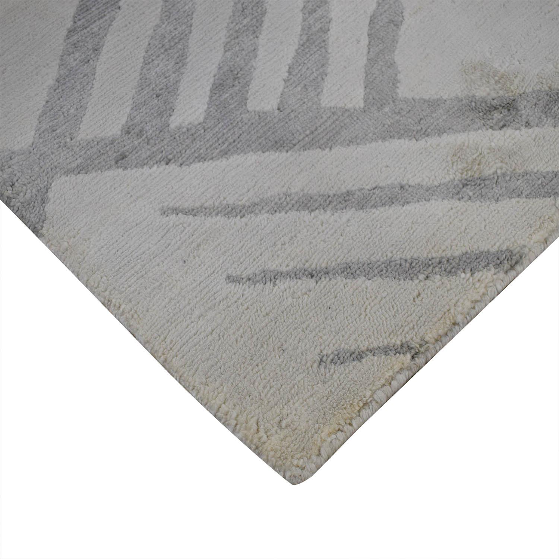 Safavieh Safavieh Wool 9X6 Rug grey