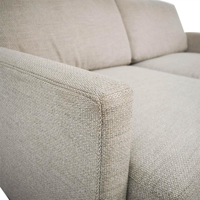 Crate & Barrel Crate & Barrel Lounge Sofa