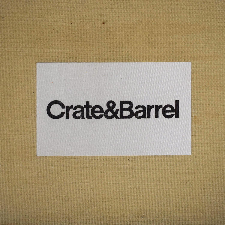 Crate & Barrel Crate & Barrel Lounge Sofa on sale