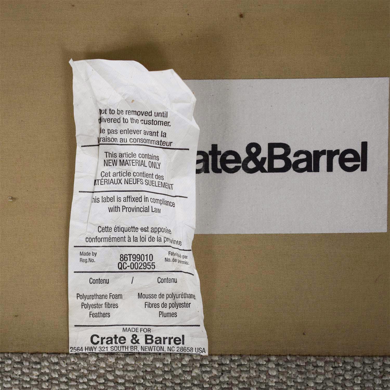 shop Crate & Barrel Crate & Barrel Lounge Sofa online