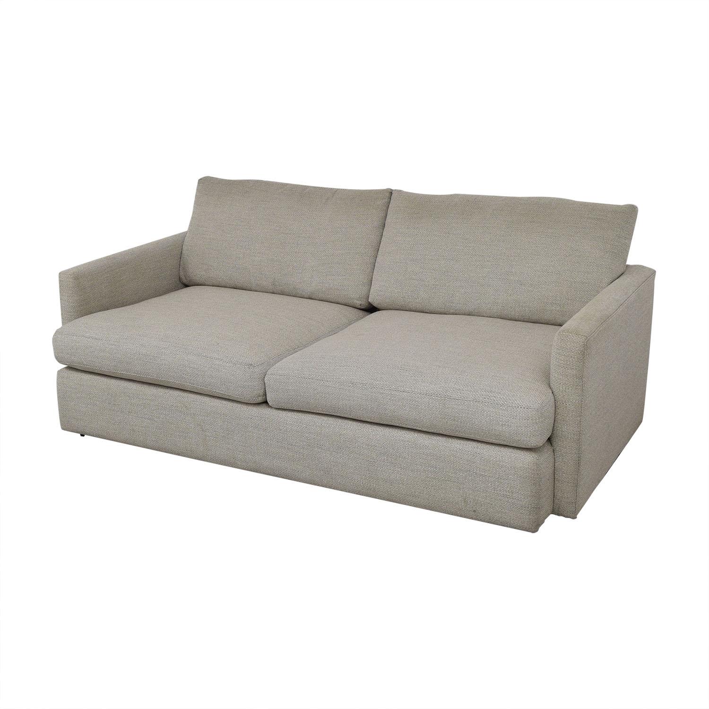 67% OFF - Crate & Barrel Crate & Barrel Lounge Sofa / Sofas