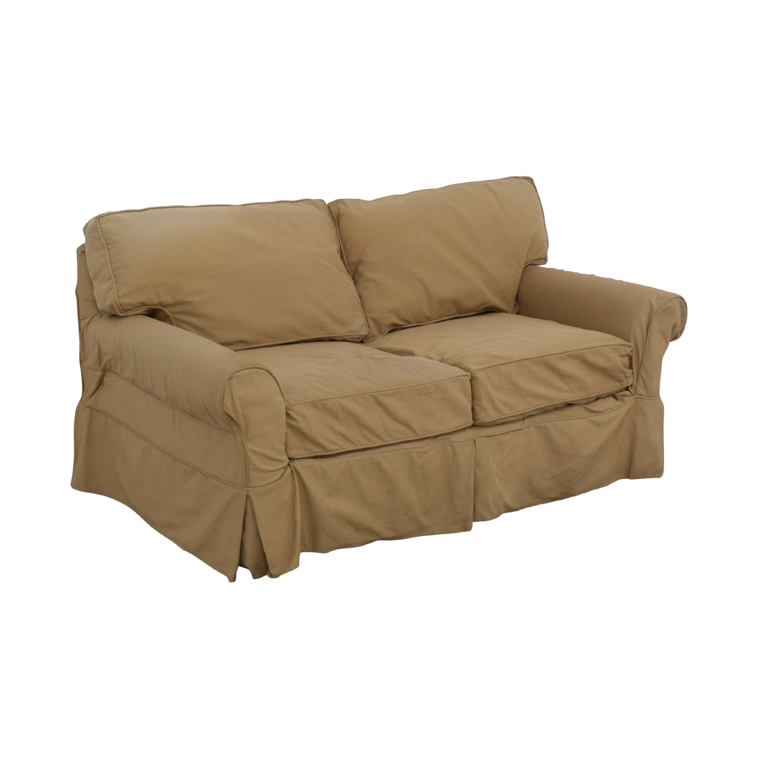 Crate & Barrel Crate & Barrel Potomac Loveseat price