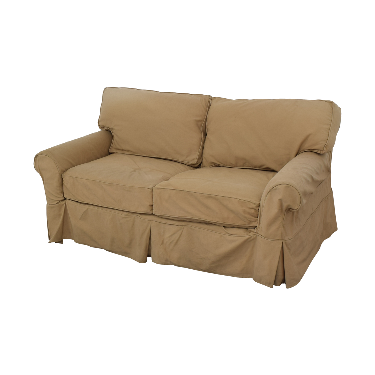 Crate & Barrel Crate & Barrel Potomac Loveseat discount