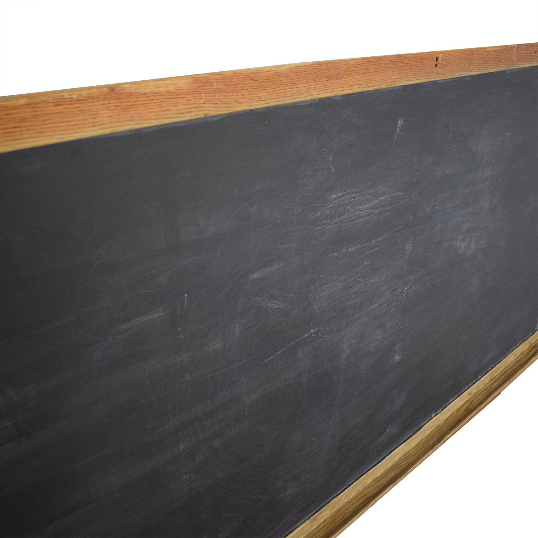 Vintage Schoolhouse Chalkboard on sale