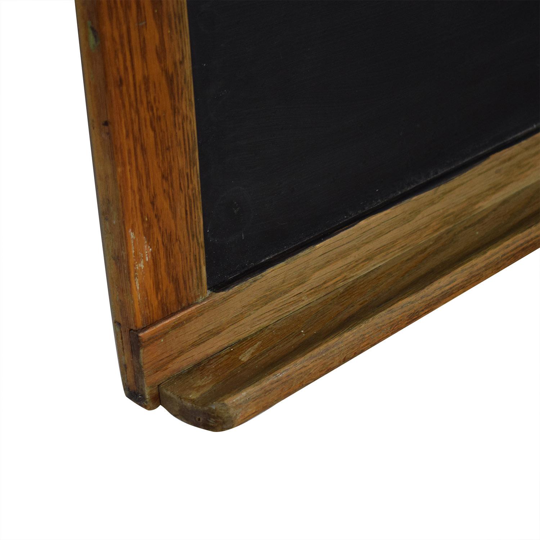 buy  Vintage Schoolhouse Chalkboard online