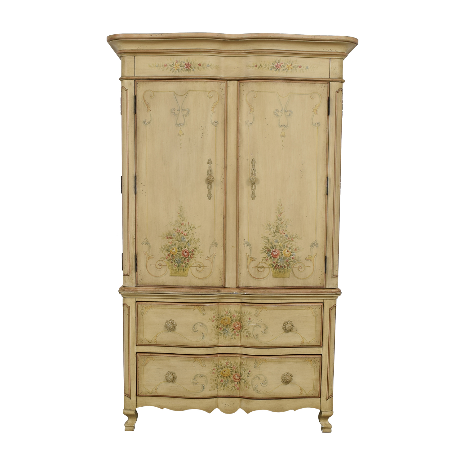 Domain Home Domain Home Aurielle Painted Armoire