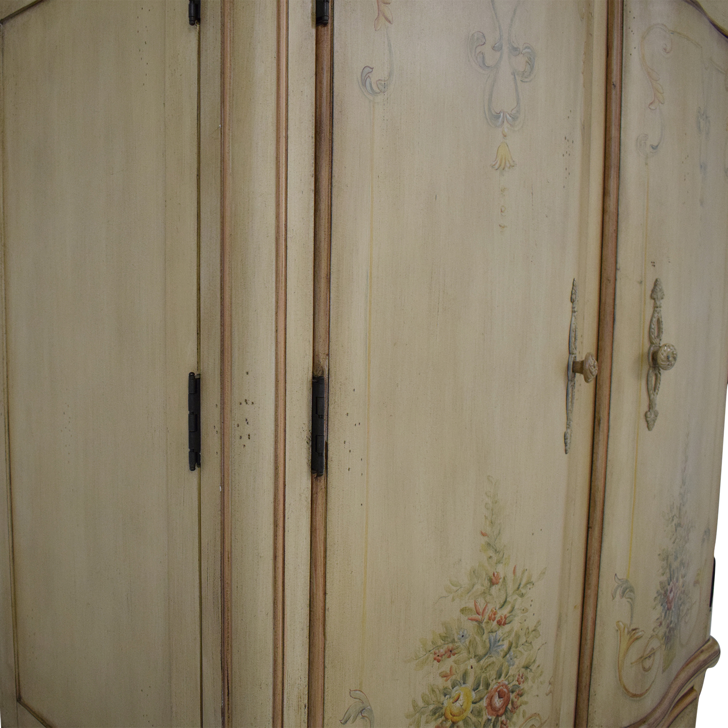 Domain Home Domain Home Aurielle Painted Armoire Wardrobes & Armoires