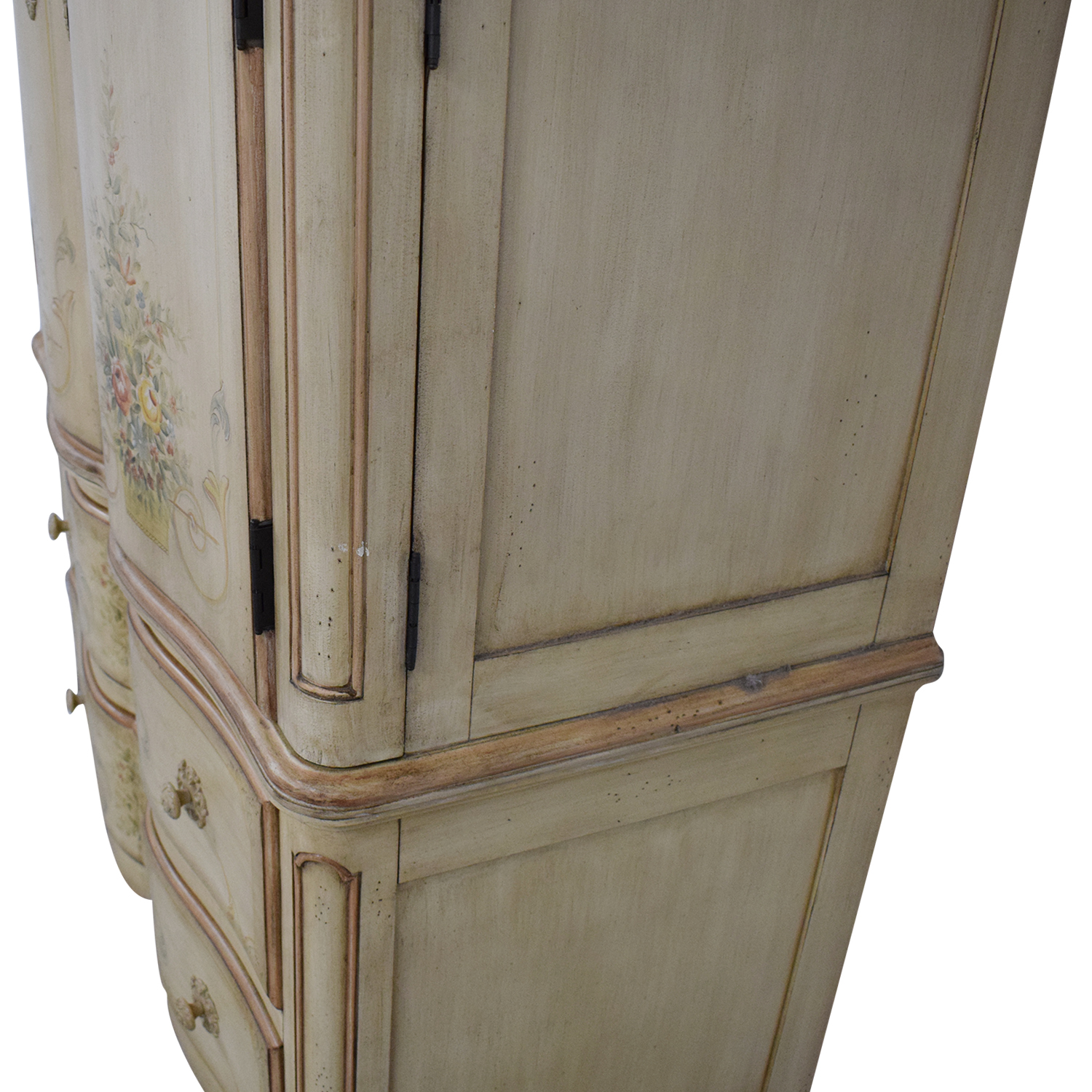 Domain Home Aurielle Painted Armoire Domain Home
