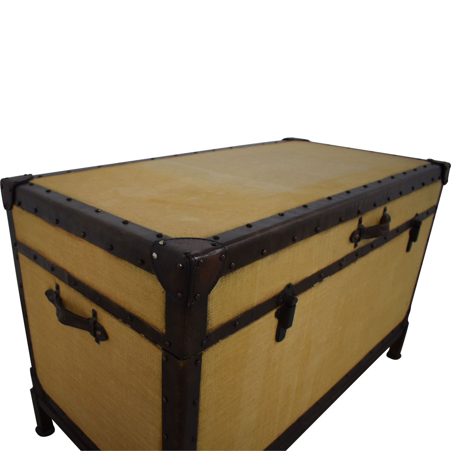 Pottery Barn Redford End of Bed Trunk / Storage