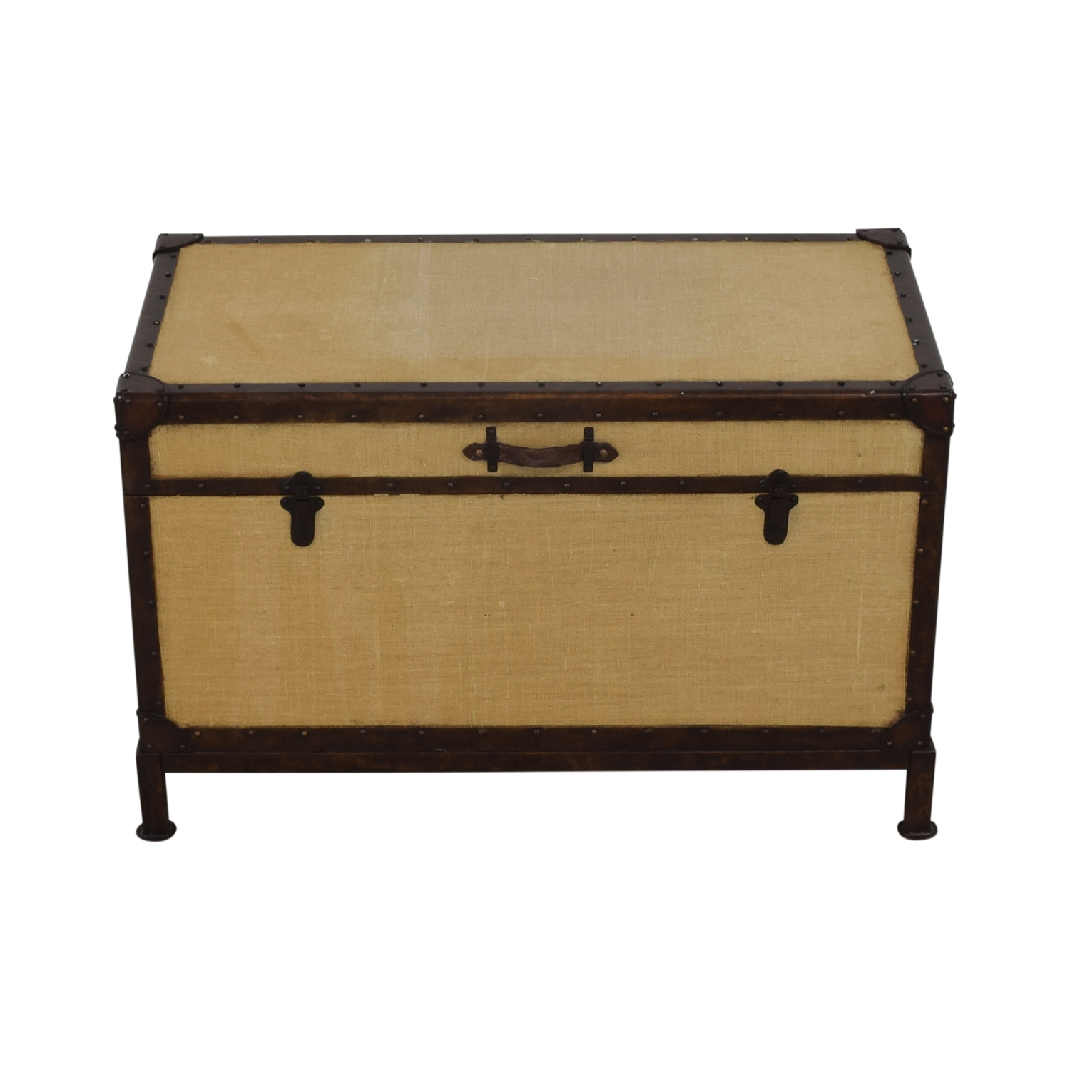 shop Pottery Barn Redford End of Bed Trunk Pottery Barn Trunks