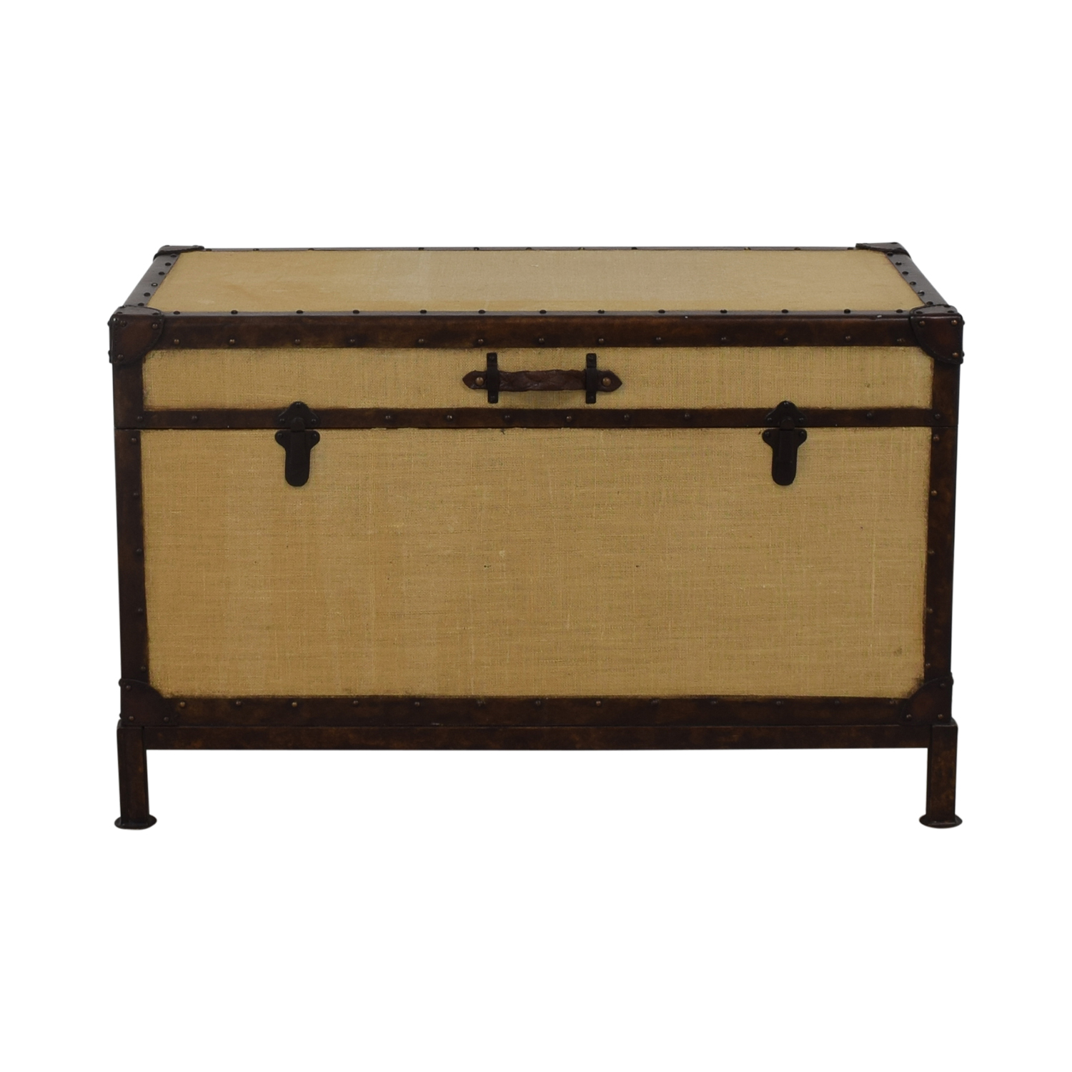 Pottery Barn Pottery Barn Redford End of Bed Trunk nyc