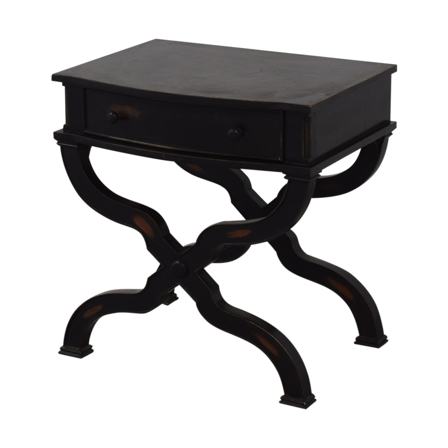 Neiman Marcus Nieman Marcus Distressed End Table price