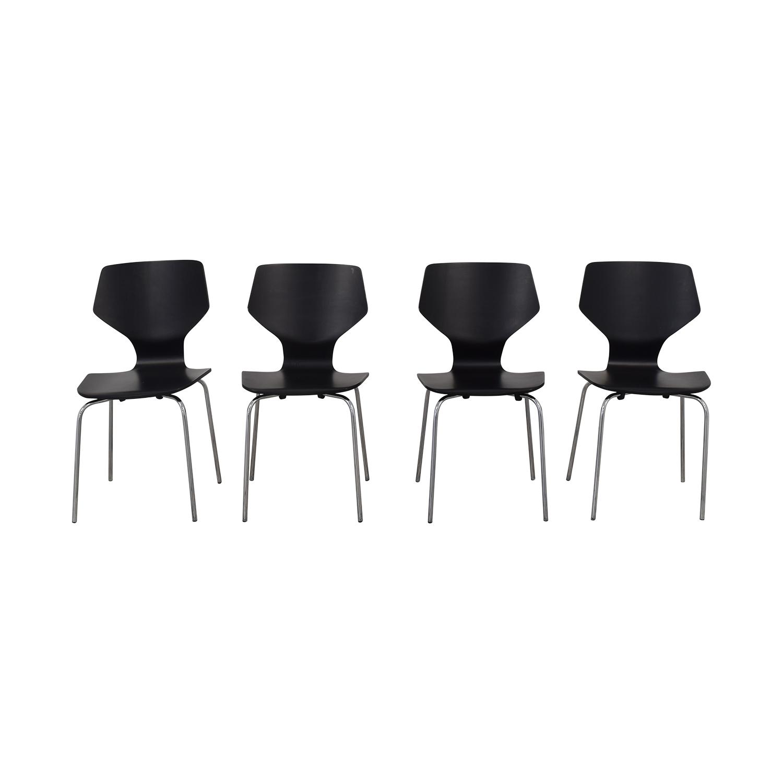 Room & Board Room & Board Pike Dining Chairs used