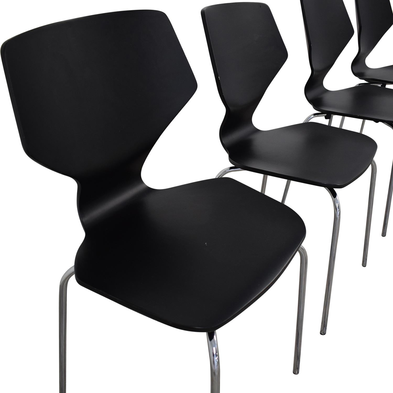 Room & Board Room & Board Pike Dining Chairs nj