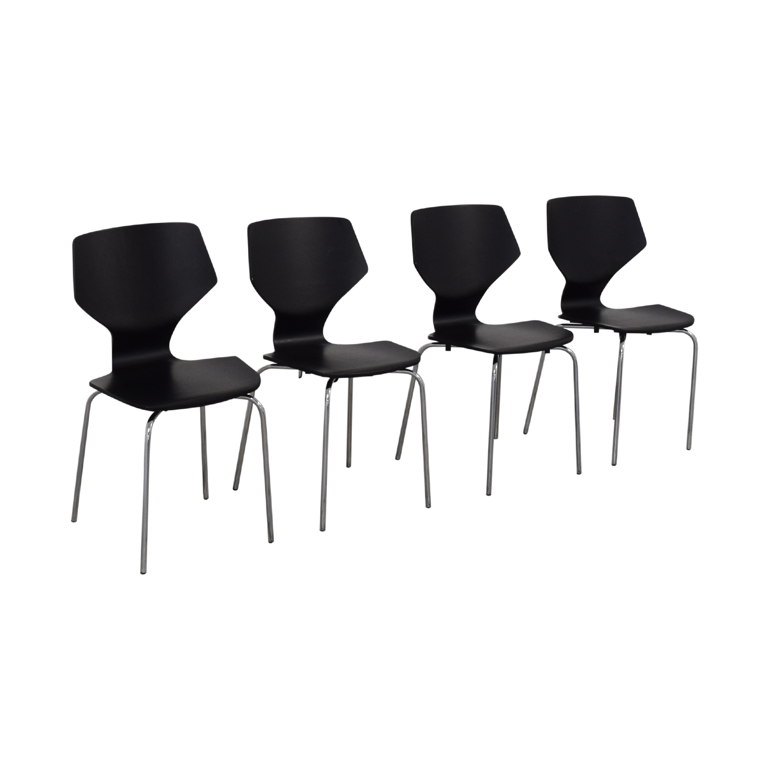 Room & Board Room & Board Pike Dining Chairs second hand