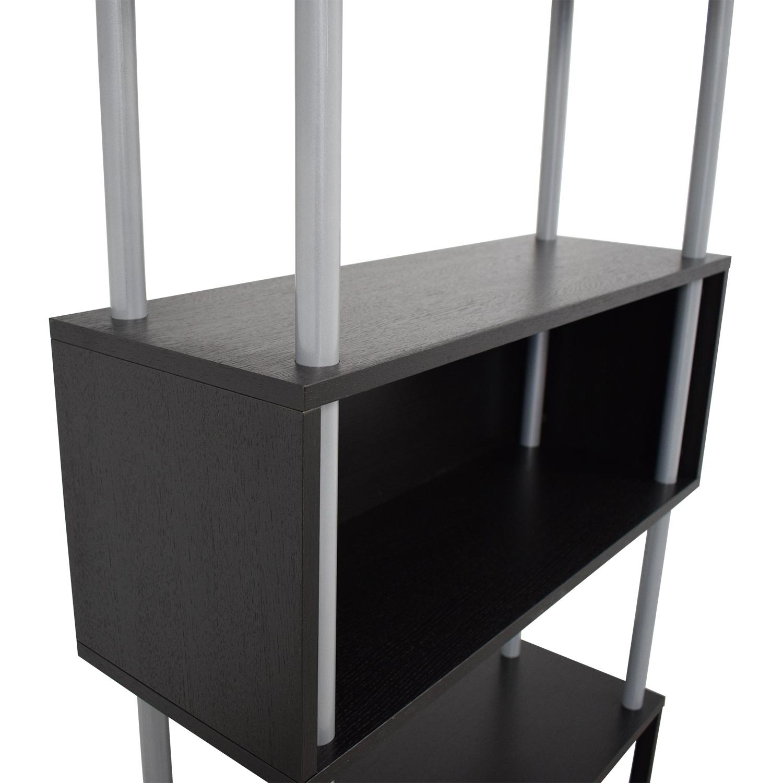 shop Blu Dot Chicago 3-Box Shelving Unit Blu Dot Bookcases & Shelving