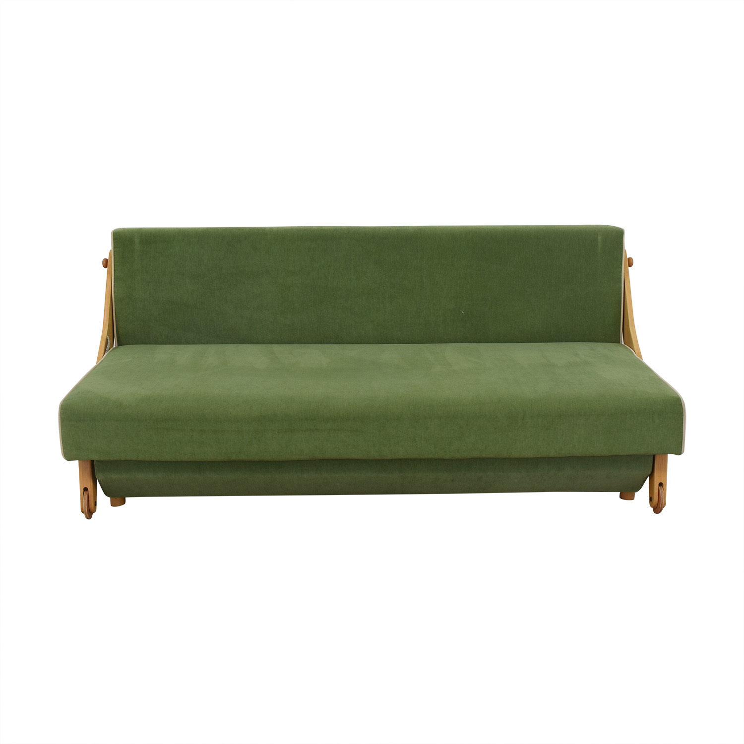 Reclining Sofa Bed with Storage for sale