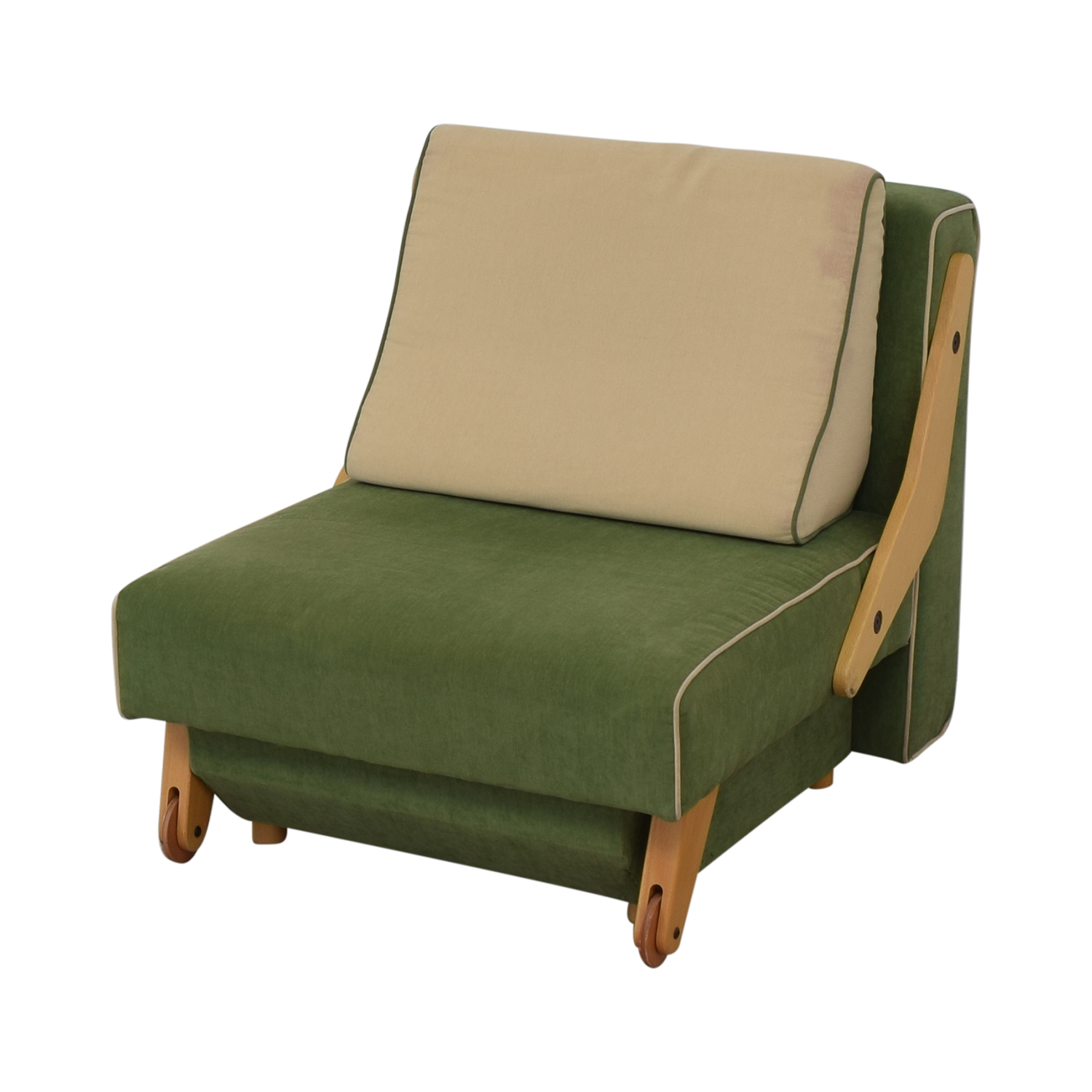 shop Custom Accent Chair with Storage  Accent Chairs