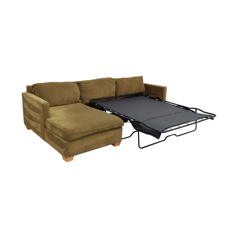 CalModa CalModa Sleeper Sofa with Chaise price
