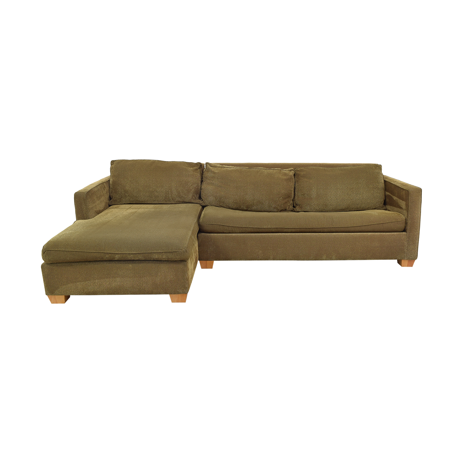 CalModa Sleeper Sofa with Chaise CalModa
