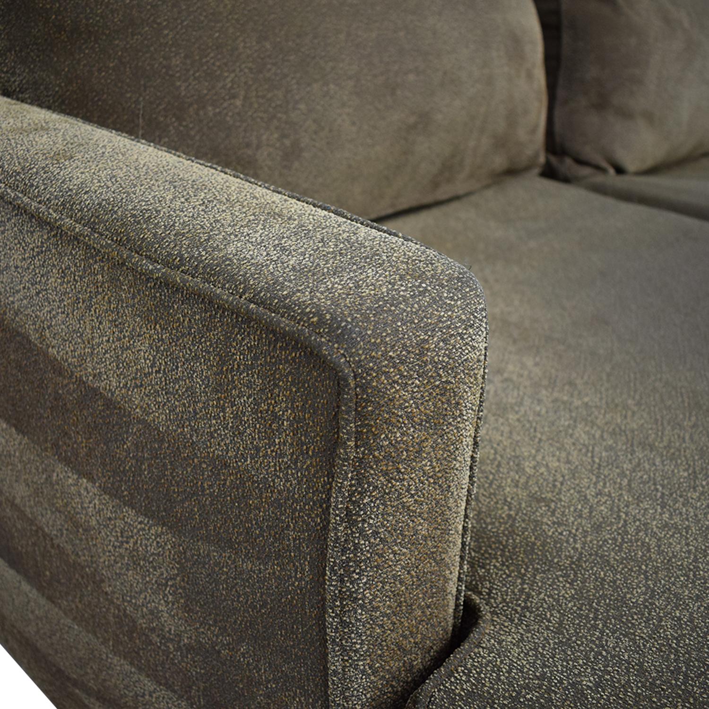 CalModa CalModa Sleeper Sofa with Chaise Sofas