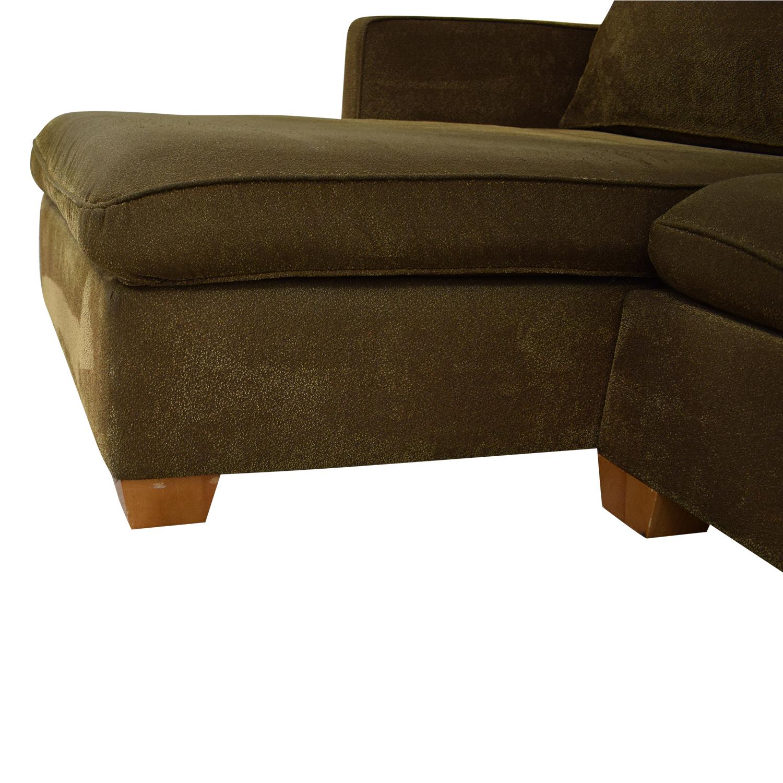 CalModa CalModa Sleeper Sofa with Chaise nyc