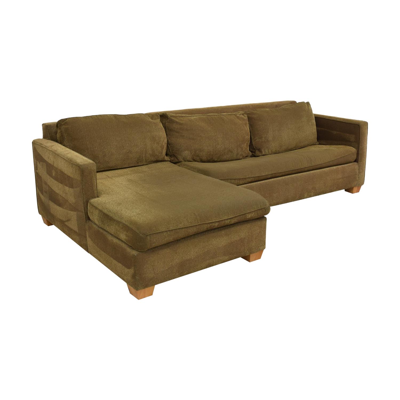 CalModa CalModa Sleeper Sofa with Chaise discount