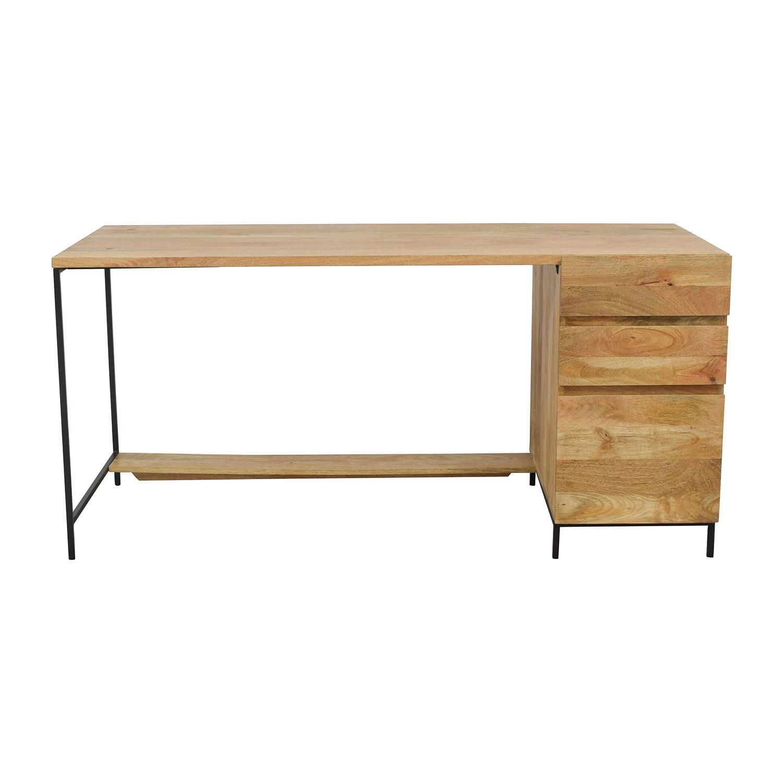 West Elm Industrial Modular Desk / Home Office Desks
