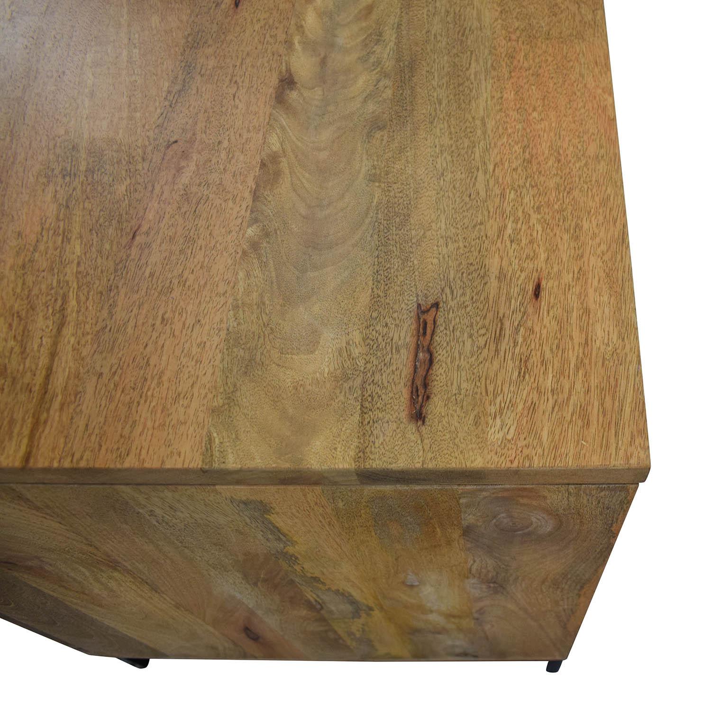West Elm West Elm Industrial Modular Desk nj
