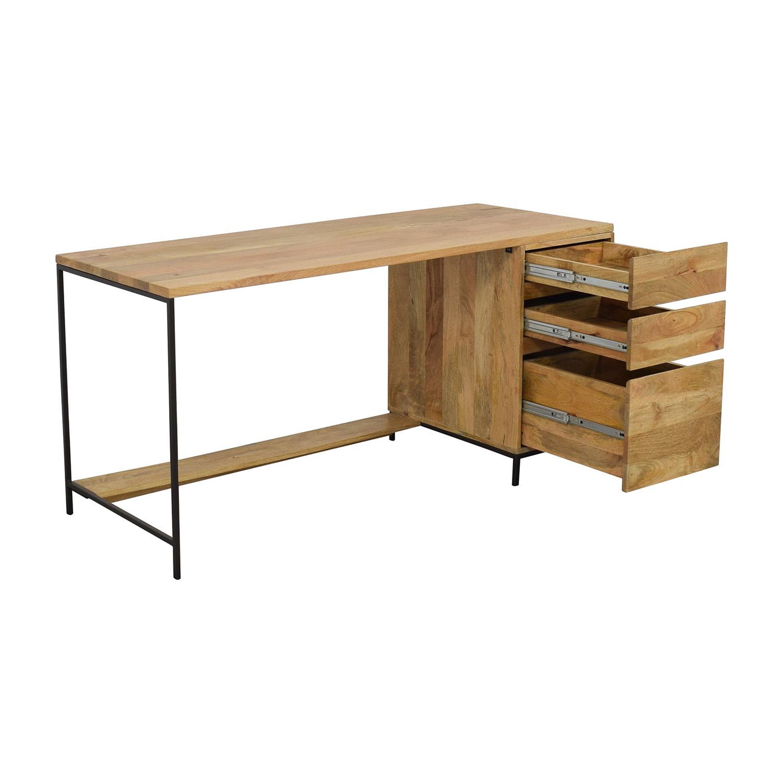 West Elm West Elm Industrial Modular Desk price