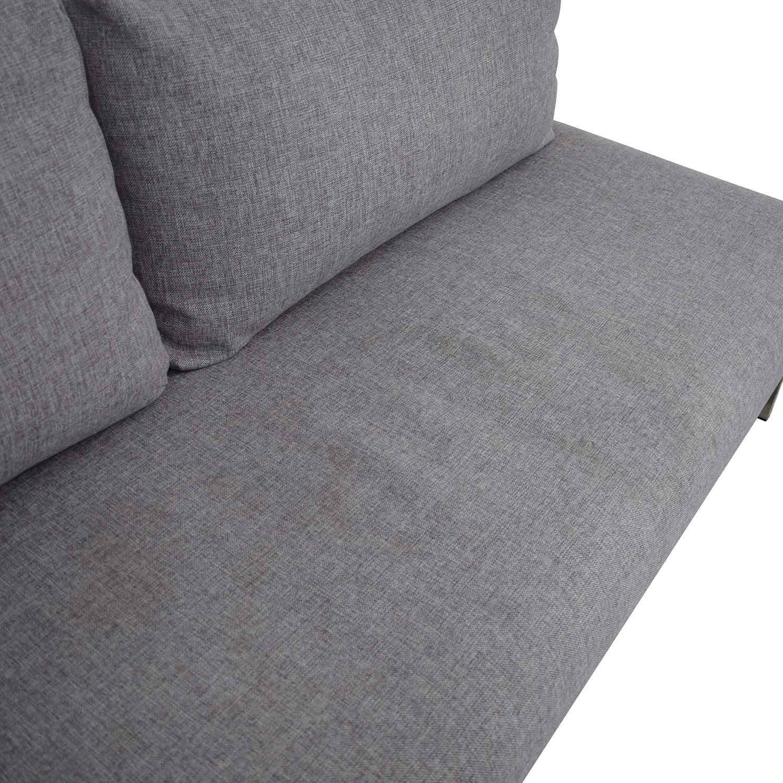 shop Room & Board Convertible Sofa Room & Board