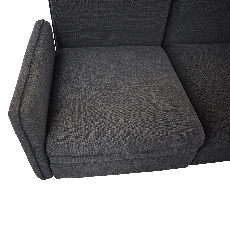 IKEA Ikea Vallentuna Sectional Sleeper Sofa for sale