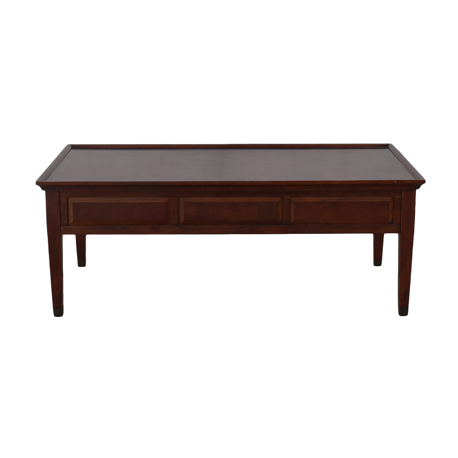 shop Hammary Furniture Coffee Table with Storage Hammary Furniture