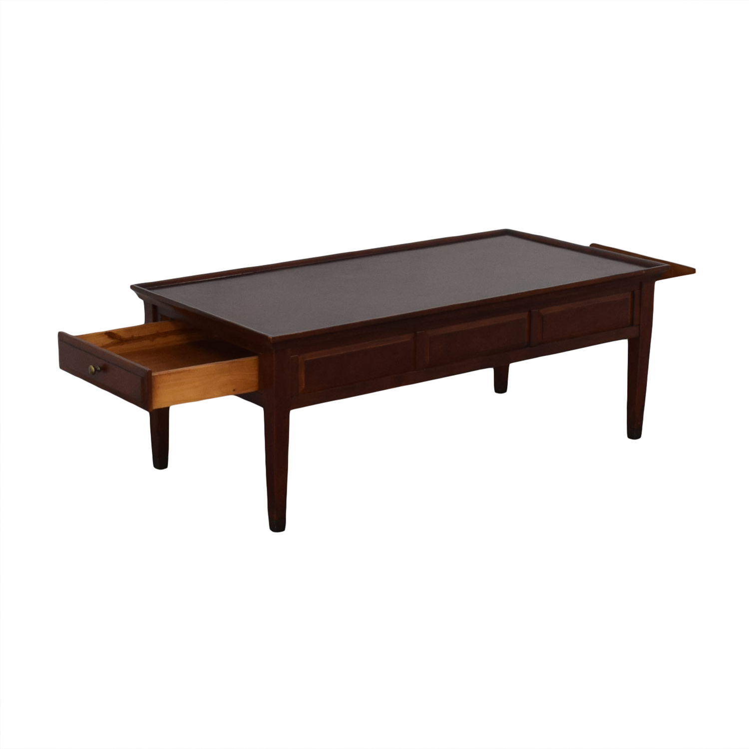 Hammary Furniture Hammary Furniture Coffee Table with Storage Tables
