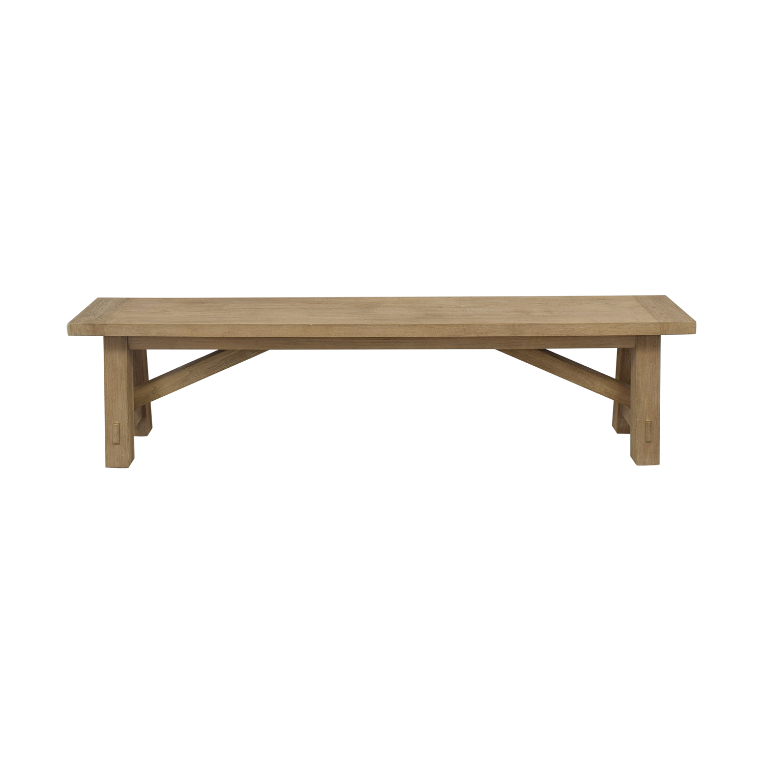 Pottery Barn Pottery Barn Toscana Dining Bench Benches