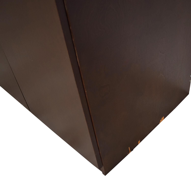 Gothic Cabinet Craft Flat Wardrobe / Storage