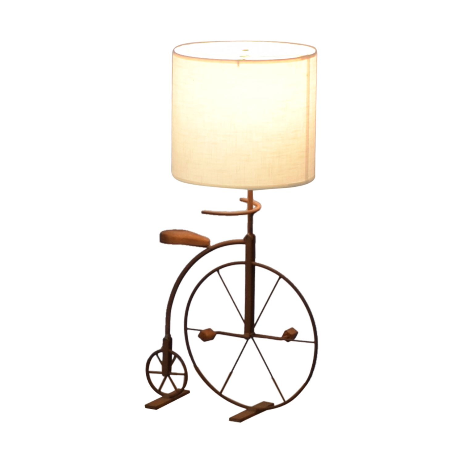 ABC Carpet & Home ABC Carpet & Home Bicycle Lamp for sale
