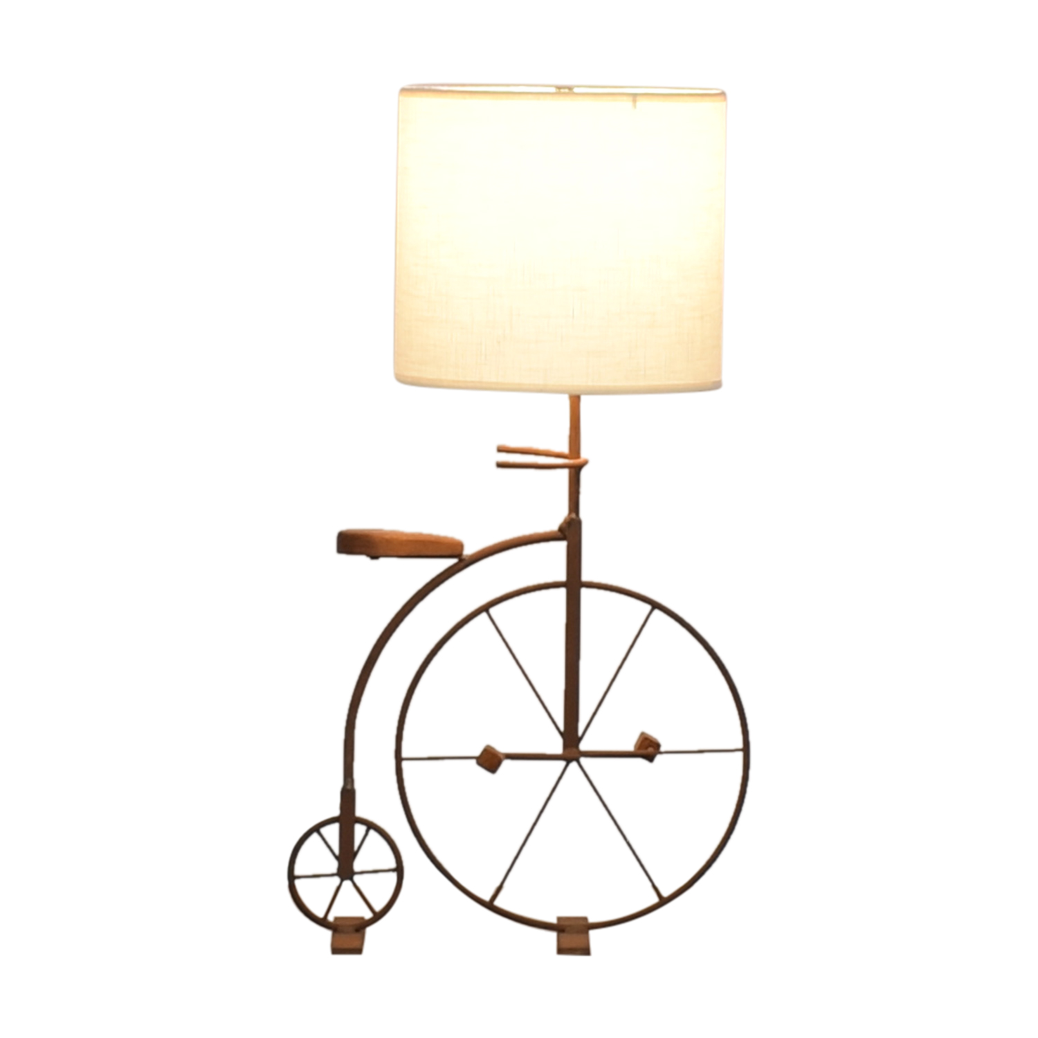 shop ABC Carpet & Home Bicycle Lamp ABC Carpet & Home Decor