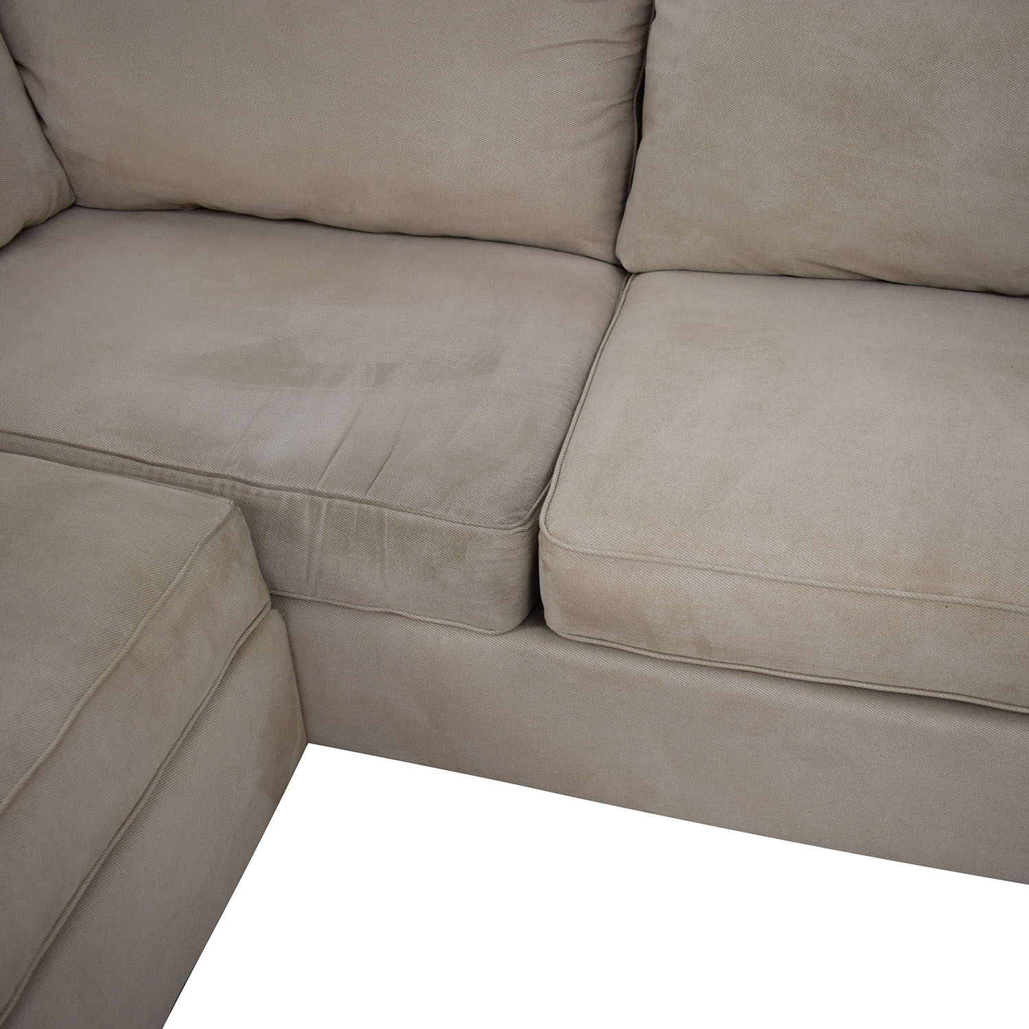 Raymour & Flanigan Raymour & Flanigan Two Piece Sectional Sectionals