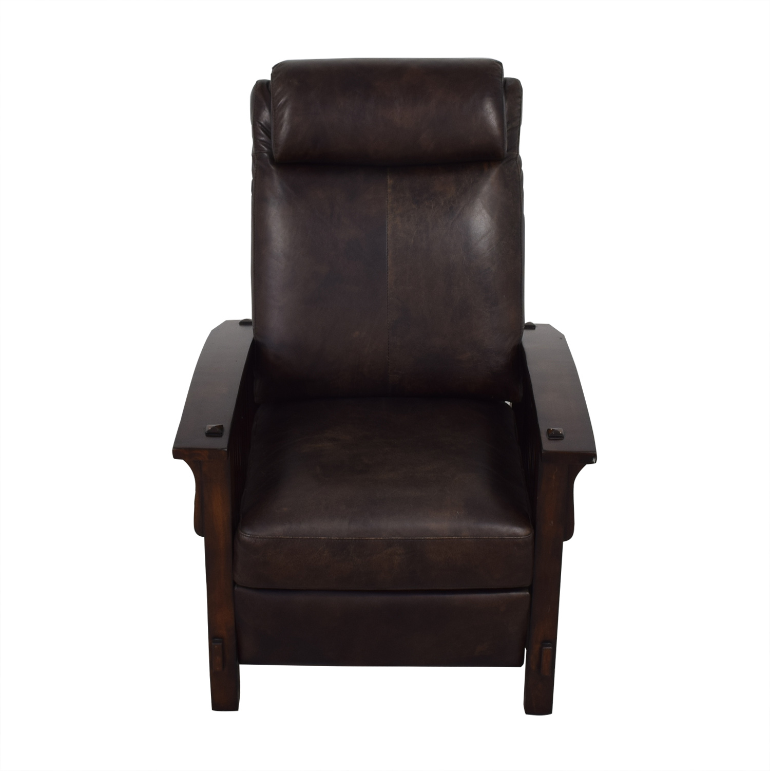 Recliner Chair with Wood Frame price
