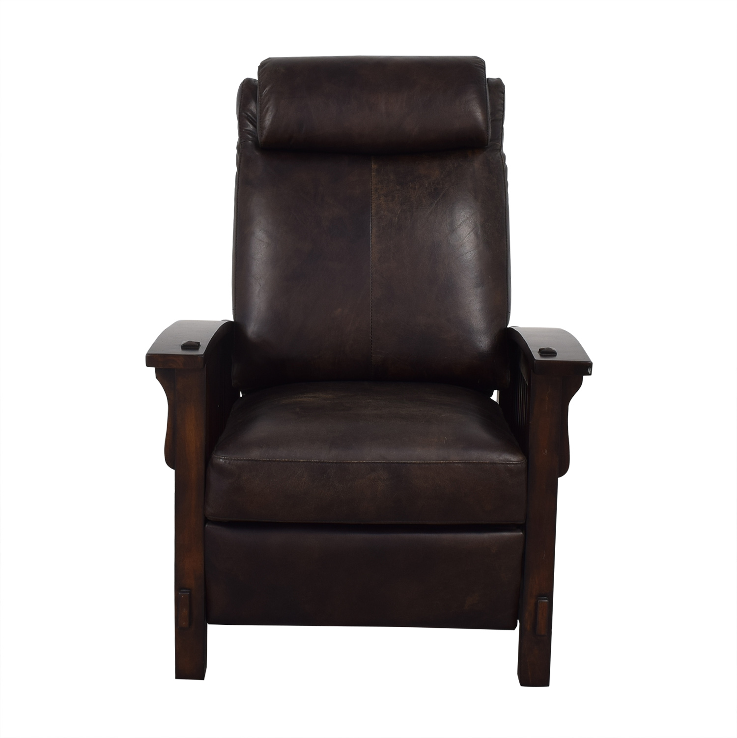 Recliner Chair with Wood Frame / Chairs