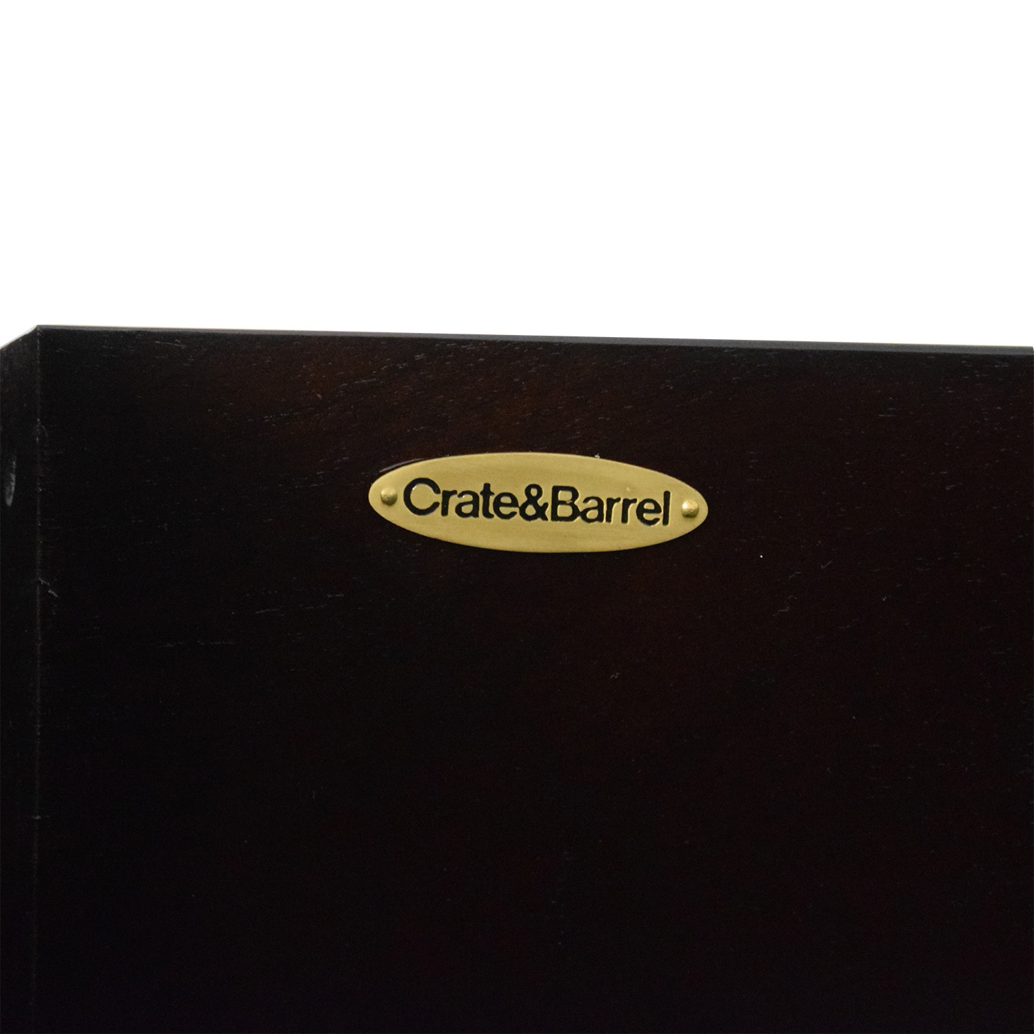 shop Crate & Barrel Crate & Barrel Five Drawer Dresser with Two Cabinets online