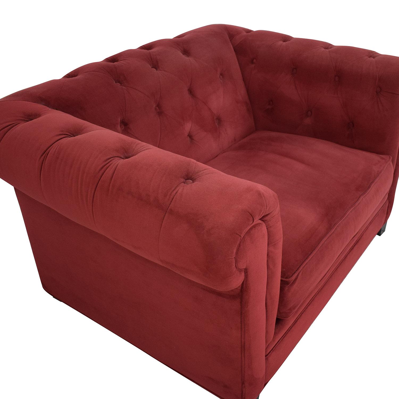 Macy's Macy's Martha Stewart Saybridge Armchair nj