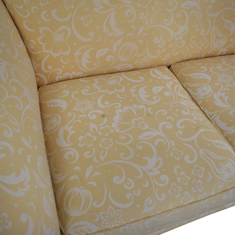 Laura Ashley Laura Ashley Two Cushion Sofa nj