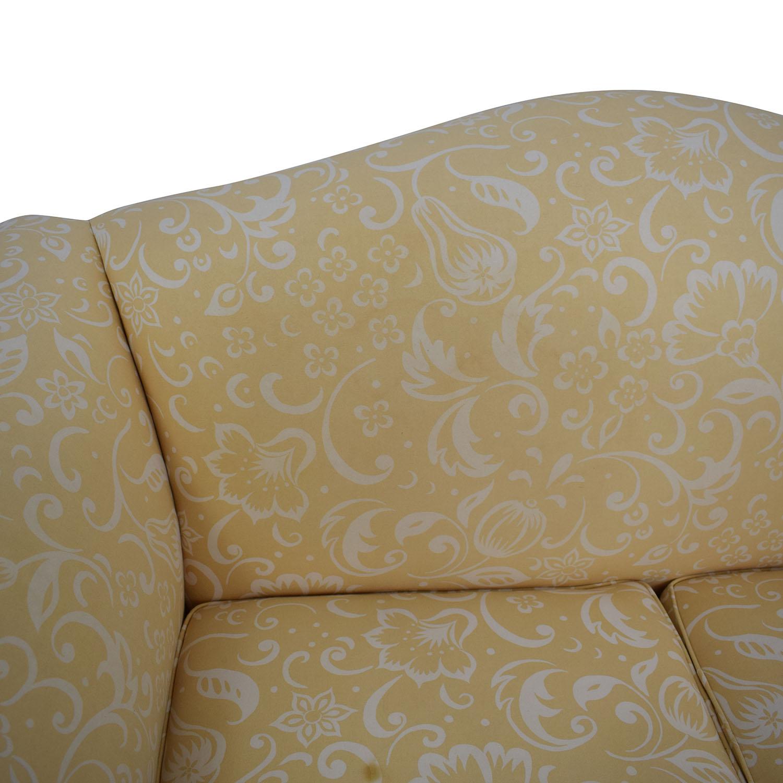 Laura Ashley Two Cushion Sofa / Loveseats