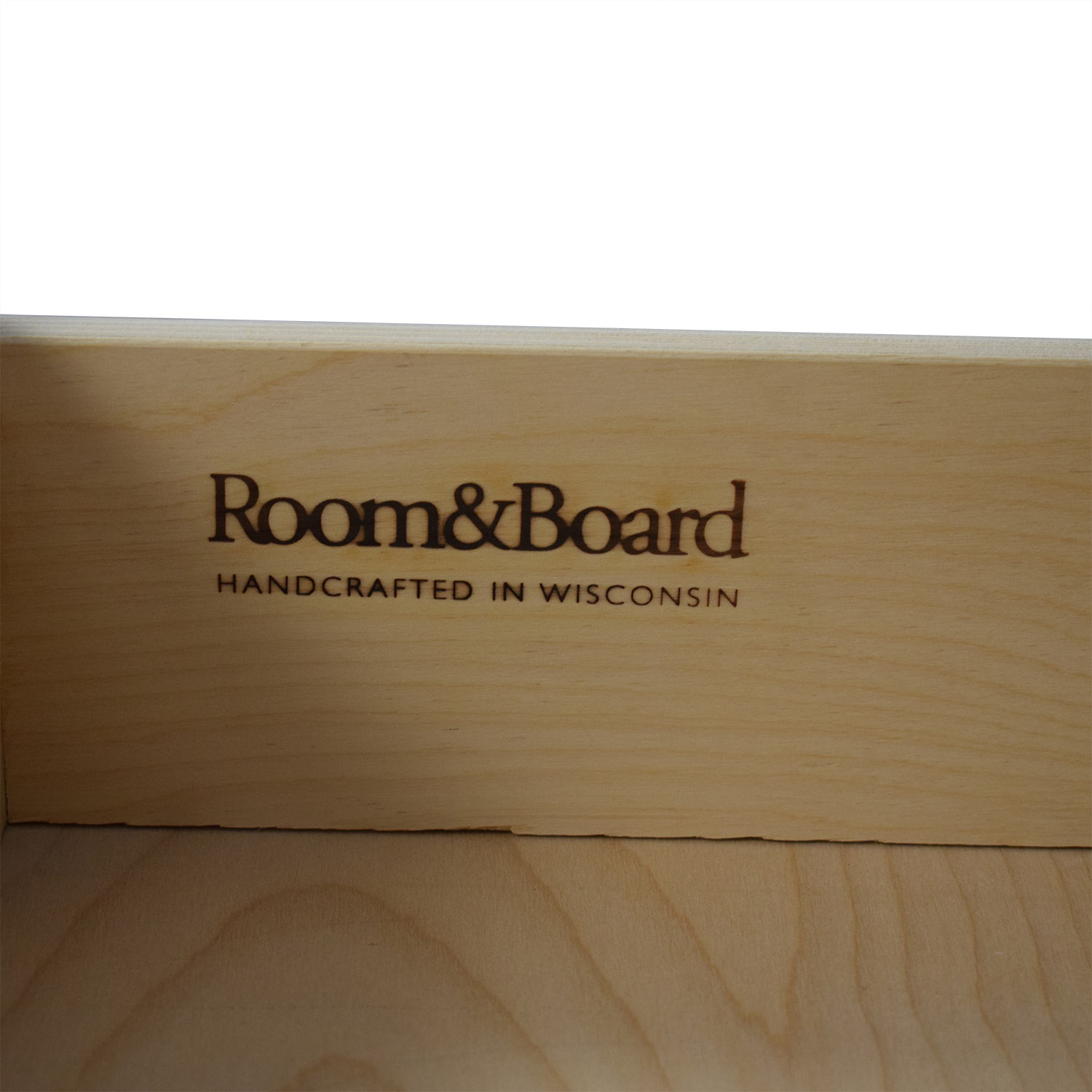 Room & Board Room & Board Linear Office Armoire second hand