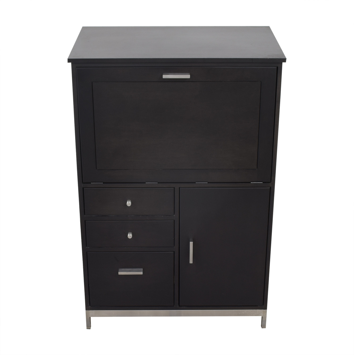 Room & Board Linear Office Armoire / Storage