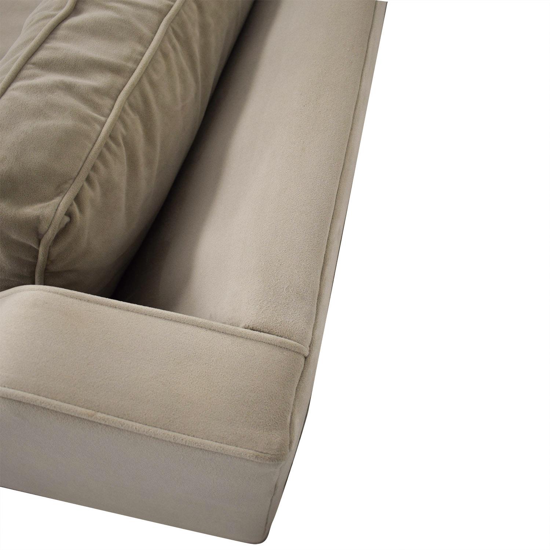 West Elm Henry Deluxe Queen Sleeper Sofa / Sofa Beds