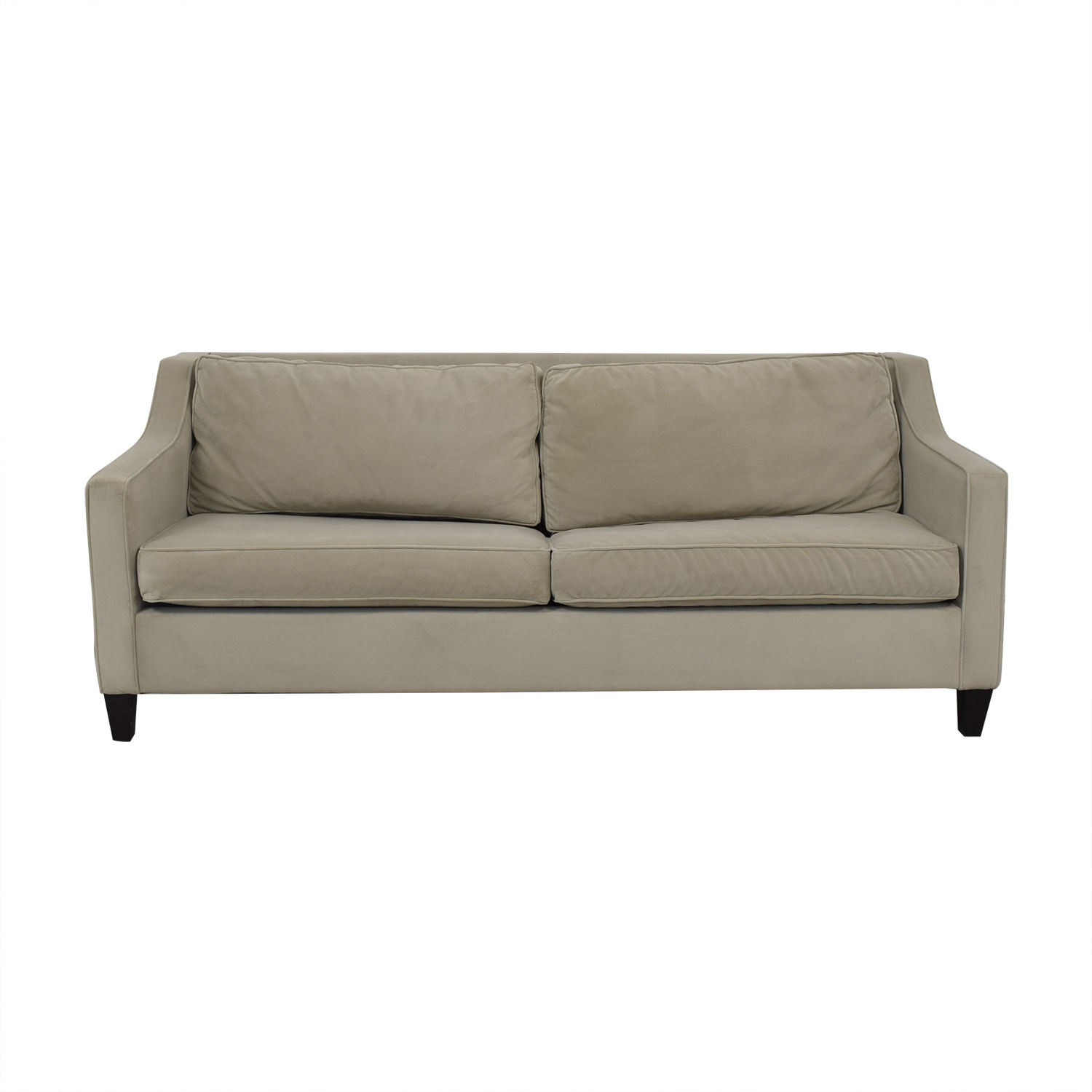 buy West Elm Henry Deluxe Queen Sleeper Sofa West Elm